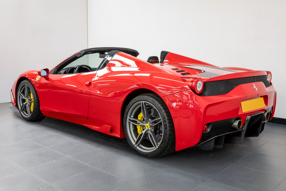 Ferrari 458 speciale aperta 2015 For Sale (picture 2 of 6)