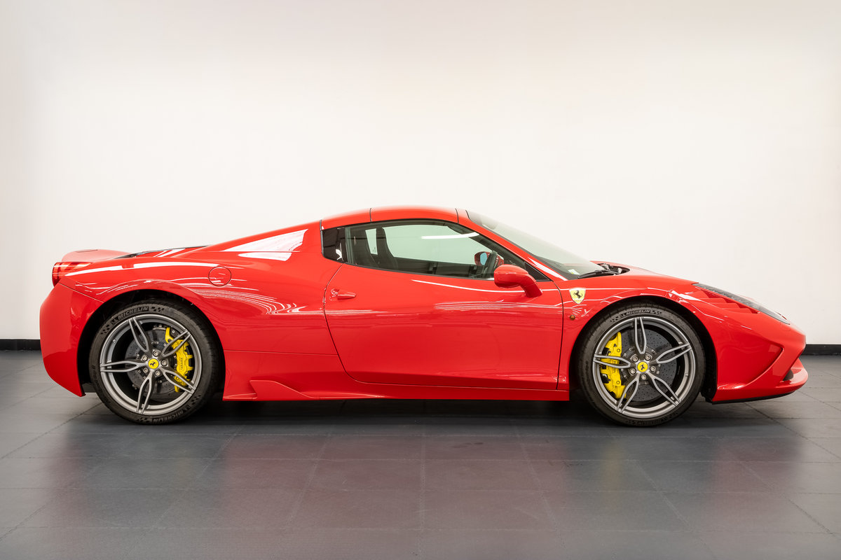 Ferrari 458 speciale aperta 2015 For Sale (picture 3 of 6)