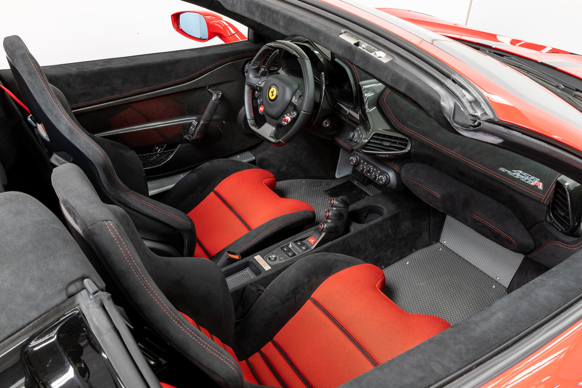 Ferrari 458 speciale aperta 2015 For Sale (picture 6 of 6)