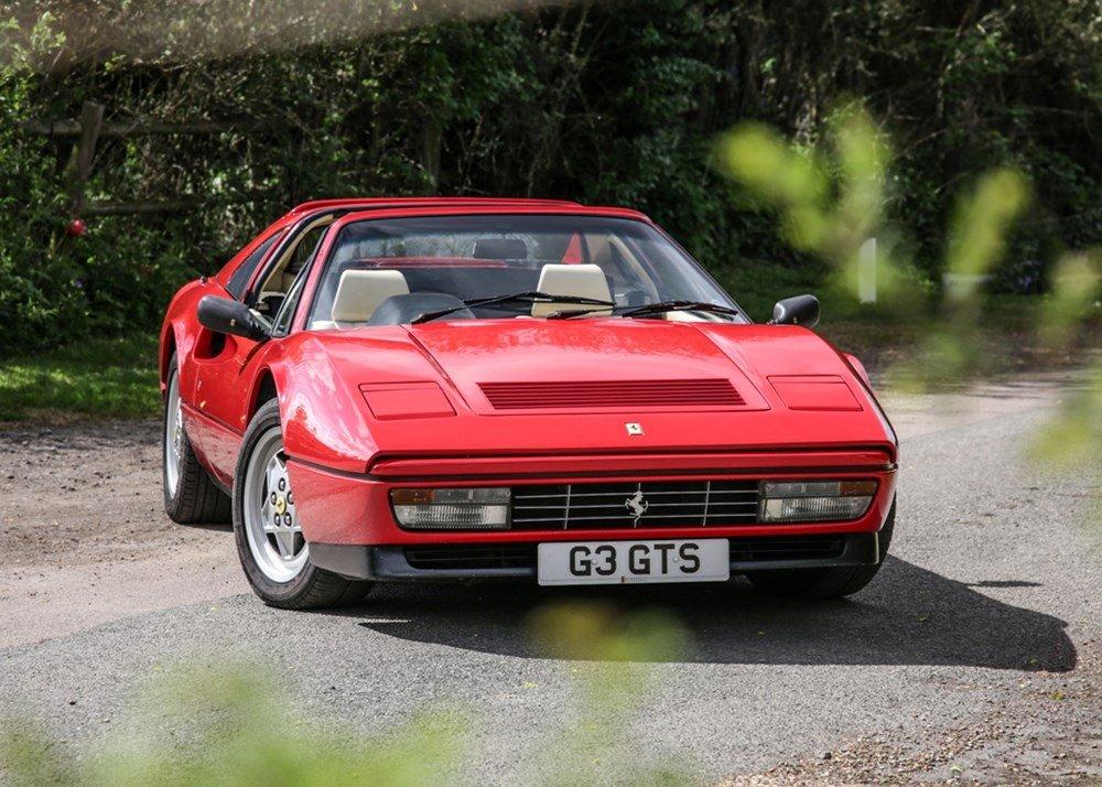1990 Ferrari 328 GTS For Sale (picture 1 of 6)