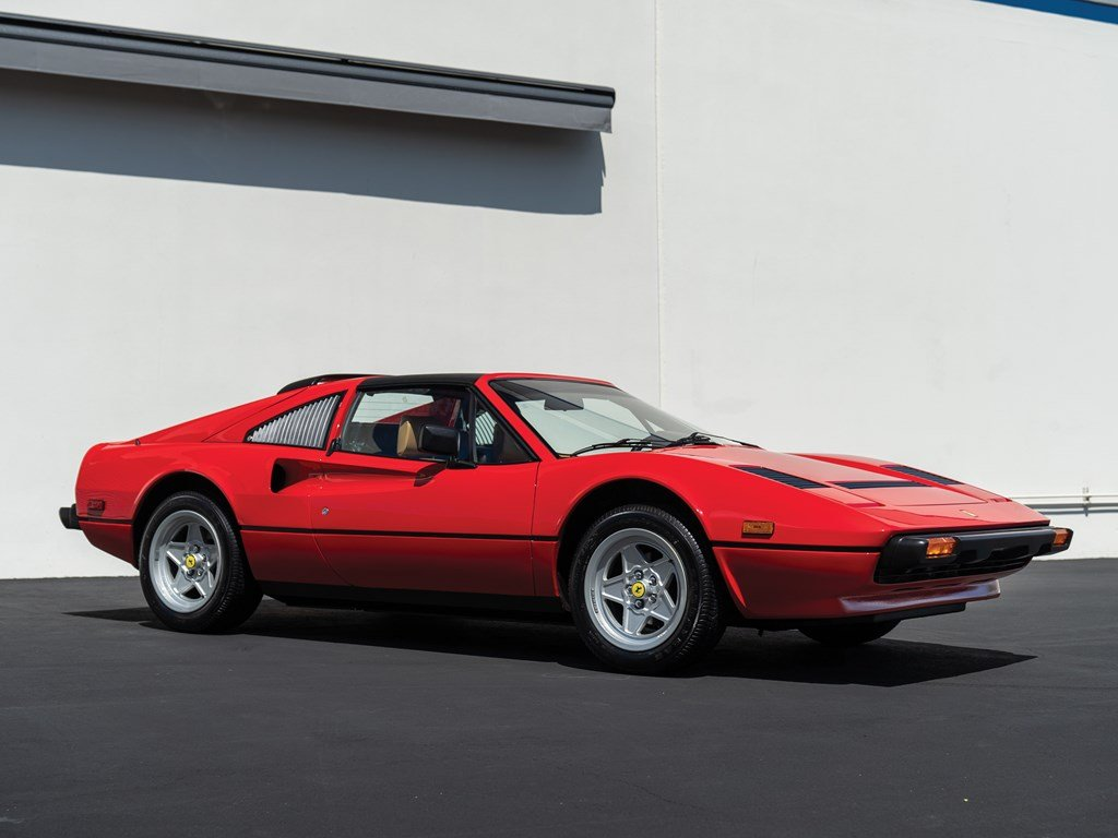 1985 Ferrari 308 GTSi For Sale by Auction (picture 1 of 6)