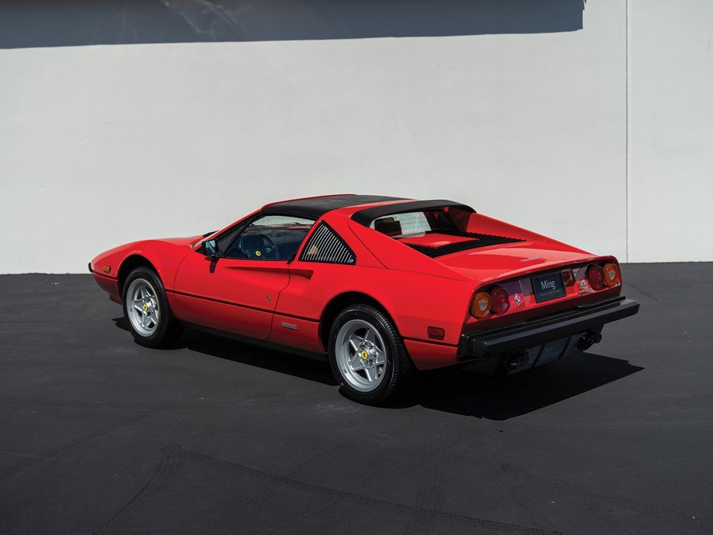 1985 Ferrari 308 GTSi For Sale by Auction (picture 2 of 6)