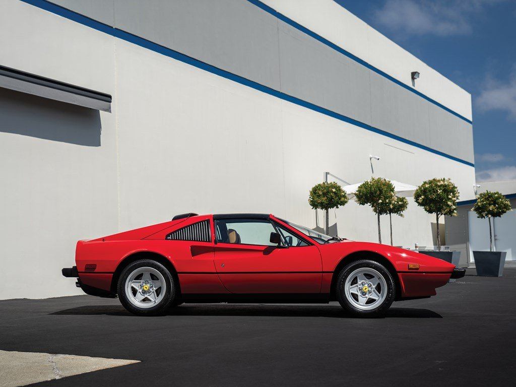 1985 Ferrari 308 GTSi For Sale by Auction (picture 5 of 6)