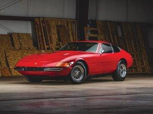 1971 Ferrari 365 GTB4 Daytona Berlinetta by Scaglietti
