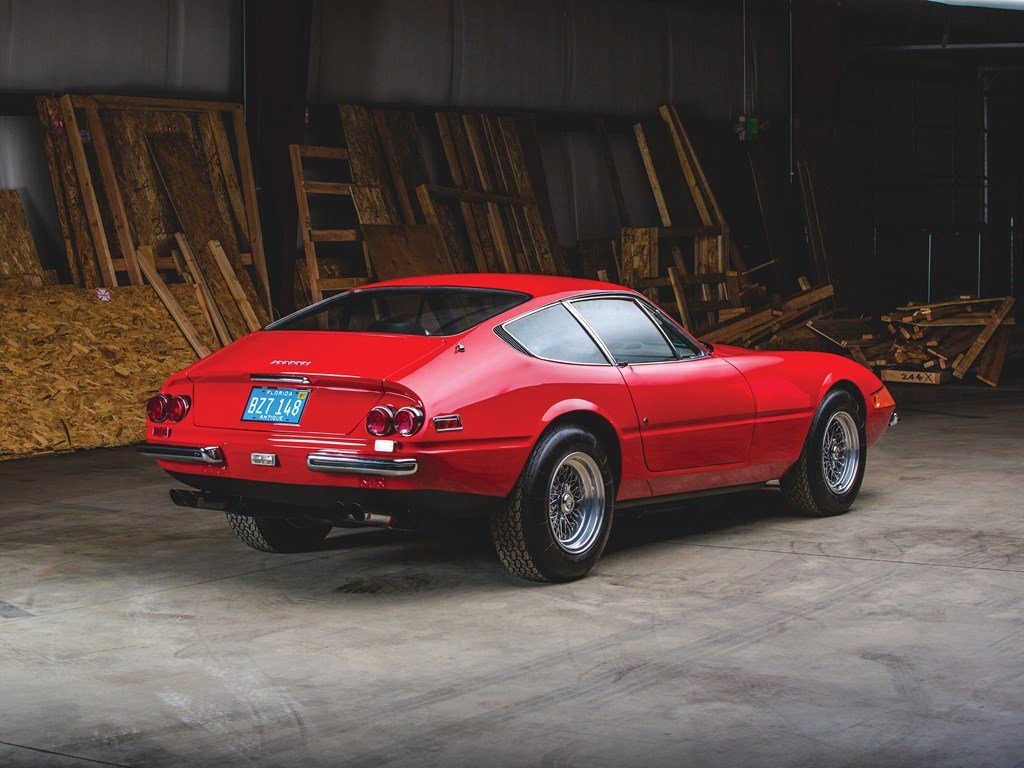 1971 Ferrari 365 GTB4 Daytona Berlinetta by Scaglietti For Sale by Auction (picture 2 of 6)