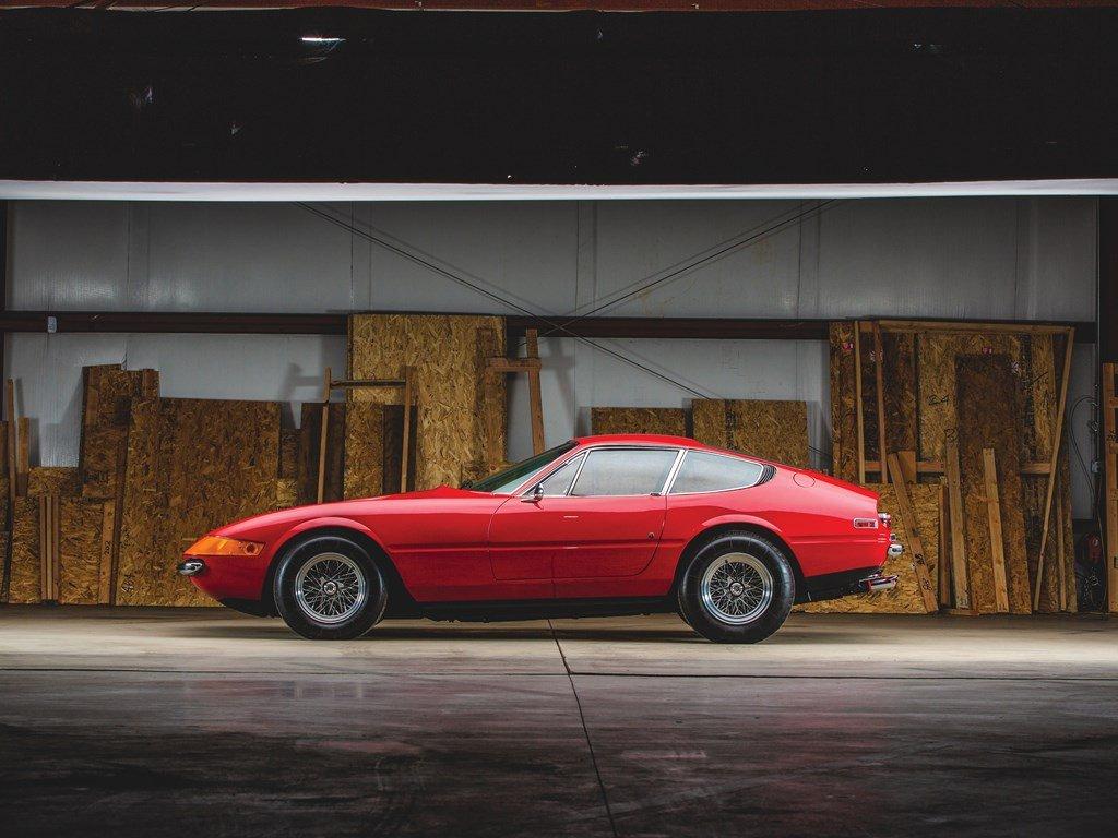 1971 Ferrari 365 GTB4 Daytona Berlinetta by Scaglietti For Sale by Auction (picture 5 of 6)