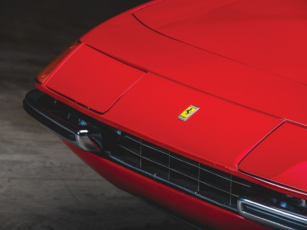 1971 Ferrari 365 GTB4 Daytona Berlinetta by Scaglietti For Sale by Auction (picture 6 of 6)