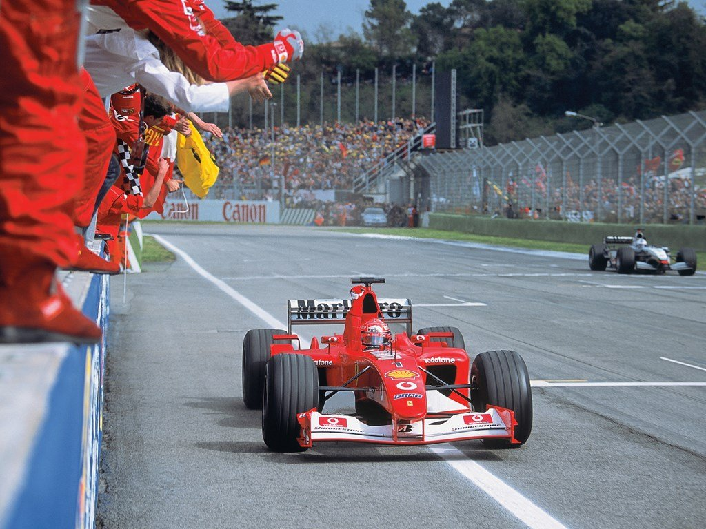 2002 Ferrari F2002 For Sale by Auction (picture 2 of 2)