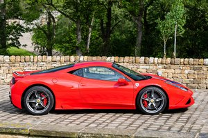 Ferrari 458 Speciale (2014) LHD For Sale