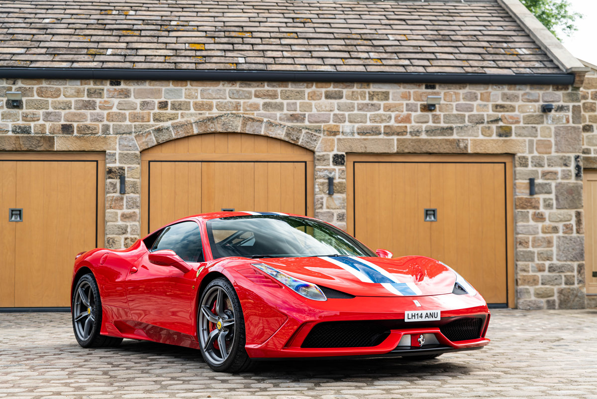 Ferrari 458 Speciale (2014) LHD For Sale (picture 2 of 6)