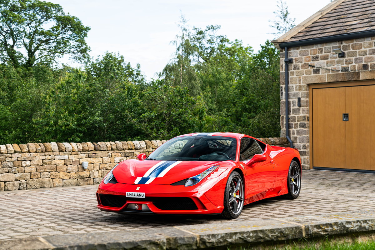 Ferrari 458 Speciale (2014) LHD For Sale (picture 3 of 6)