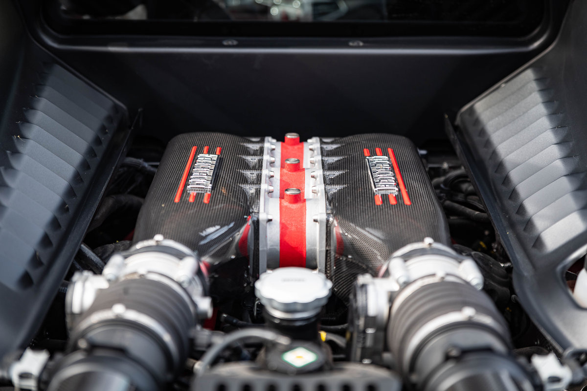 Ferrari 458 Speciale (2014) LHD For Sale (picture 5 of 6)