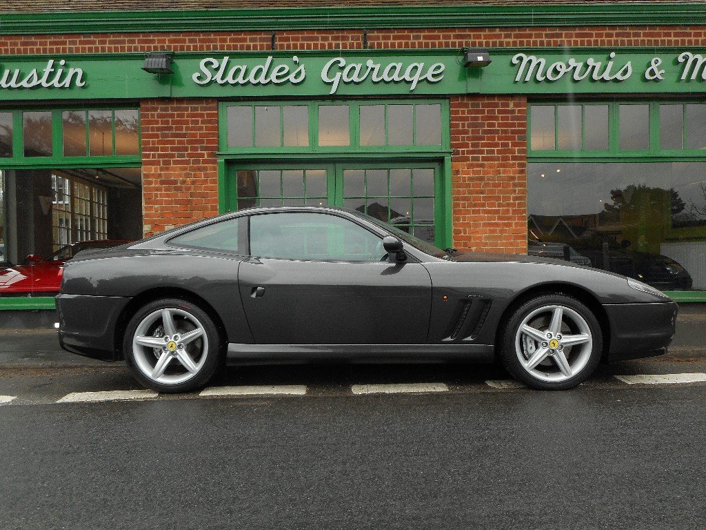 2003 Ferrari 575M Coupe Manual  SOLD (picture 1 of 4)