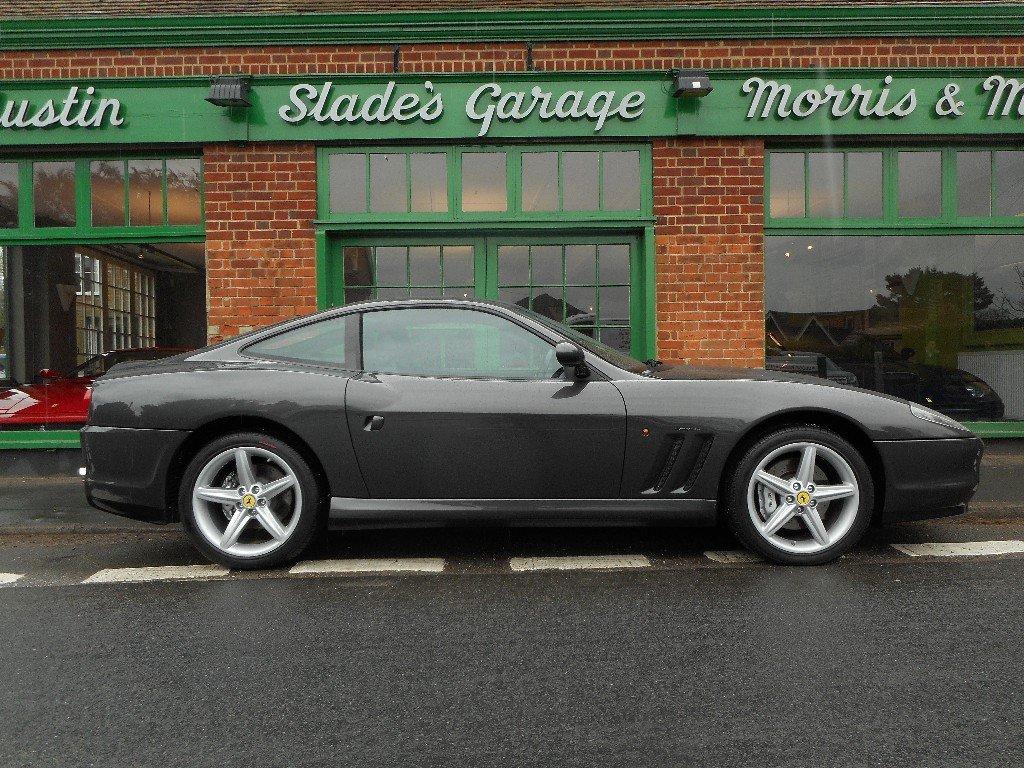 2003 Ferrari 575M Coupe Manual  For Sale (picture 1 of 4)