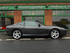 2003 Ferrari 575M Coupe Manual  For Sale