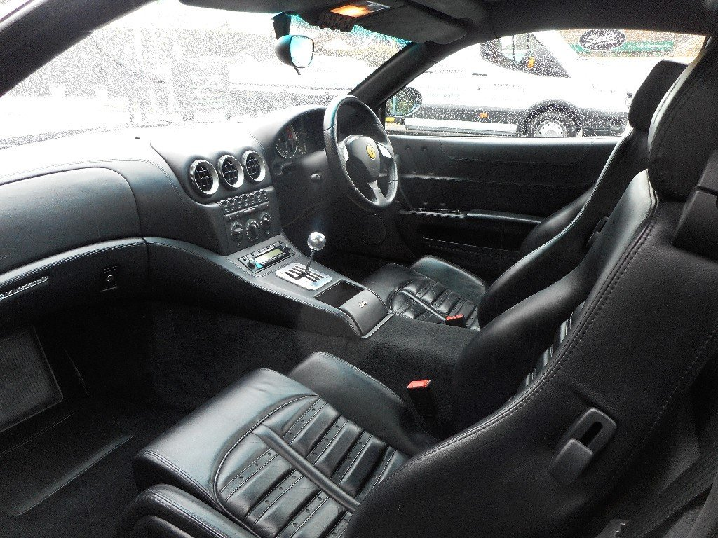 2003 Ferrari 575M Coupe Manual  SOLD (picture 4 of 4)