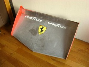 1976 Niki Lauda Ferrari 312 T2 rear wing For Sale
