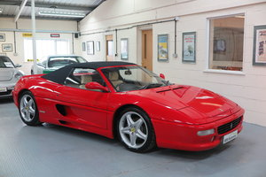 1997 P Ferrari FERRARI F355 Spider - 6 Speed Manual For Sale