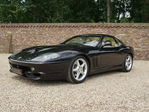 2000 Ferrari 550 Maranello Swiss car, only 58.325 km, known histo