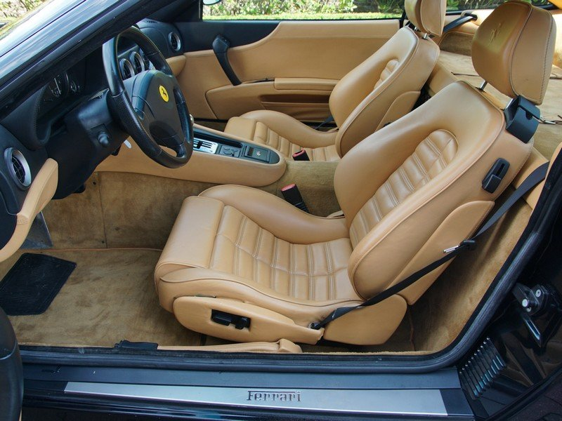 2000 Ferrari 550 Maranello Swiss car, only 58.325 km, known histo For Sale (picture 3 of 6)