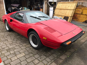 1977 Ferrari 308 GTS For Sale by Auction