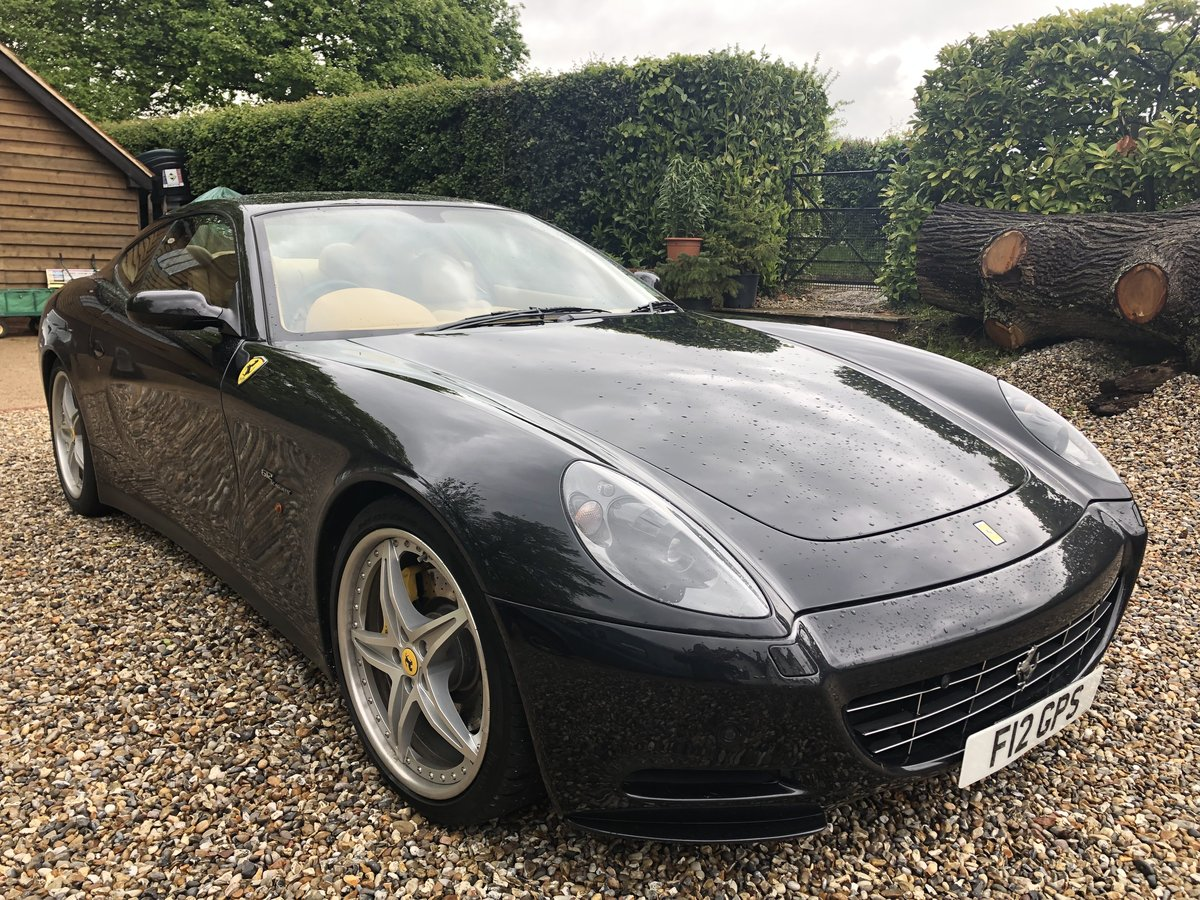 2007 Ferrari 612 Scaglietti HGTS with all the options! For Sale (picture 1 of 6)