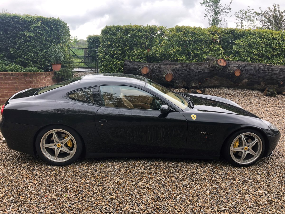 2007 Ferrari 612 Scaglietti HGTS with all the options! For Sale (picture 2 of 6)