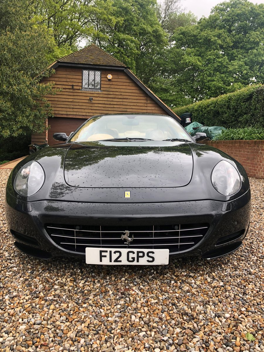 2007 Ferrari 612 Scaglietti HGTS with all the options! For Sale (picture 3 of 6)