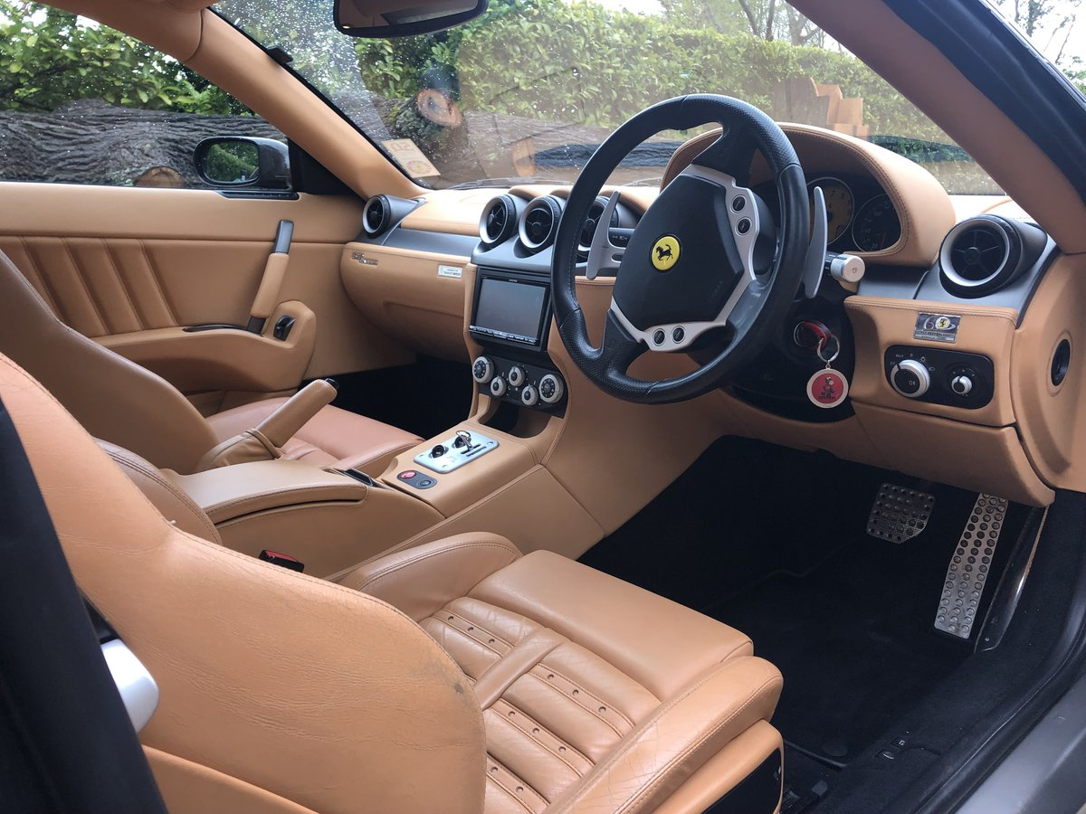 2007 Ferrari 612 Scaglietti HGTS with all the options! For Sale (picture 4 of 6)