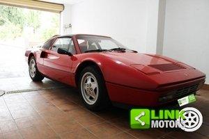 1988 Ferrari 328 GTS- CERTIFICATA-UNICO PROPRIETARIO-POCHI KM-AS For Sale