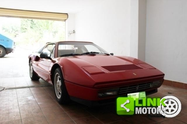 1988 Ferrari 328 GTS- CERTIFICATA-UNICO PROPRIETARIO-POCHI KM-AS For Sale (picture 2 of 6)