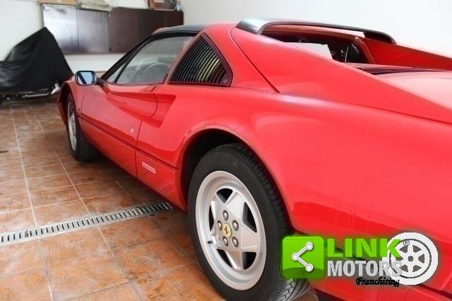 1988 Ferrari 328 GTS- CERTIFICATA-UNICO PROPRIETARIO-POCHI KM-AS For Sale (picture 5 of 6)