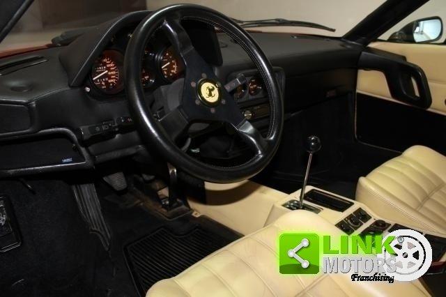 1988 Ferrari 328 GTS- CERTIFICATA-UNICO PROPRIETARIO-POCHI KM-AS For Sale (picture 6 of 6)
