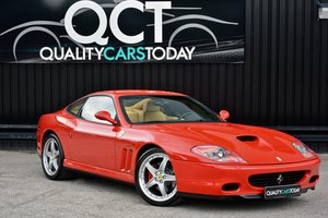 2002 Ferrari 575 Maranello V12 F1 Fiorano Handling Package For Sale