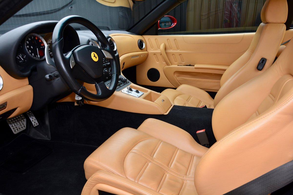2002 Ferrari 575 Maranello V12 F1 Fiorano Handling Package For Sale (picture 4 of 6)