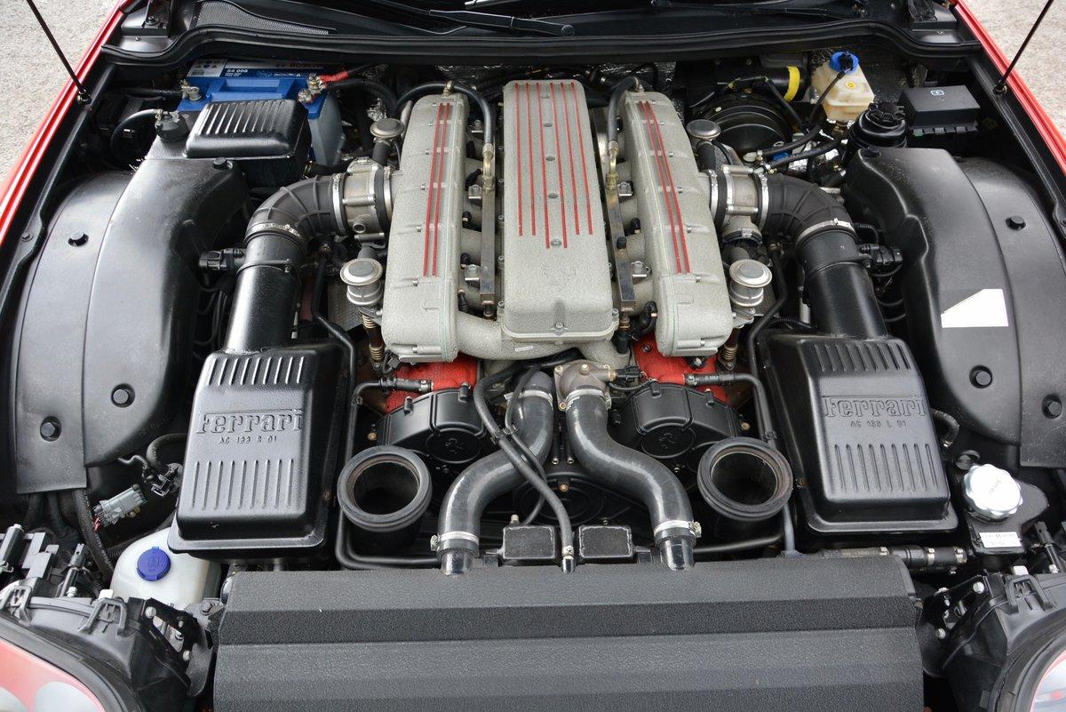 2002 Ferrari 575 Maranello V12 F1 Fiorano Handling Package For Sale (picture 5 of 6)