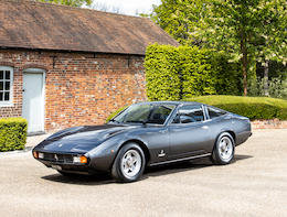 1972 FERRARI 365GTC/4 BERLINETTA For Sale by Auction