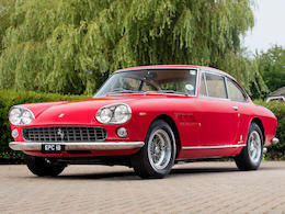 1964 FERRARI 330 GT 2+2 COUPÉ