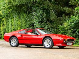 1985 FERRARI 308 GTS QV TARGA COUPÉ