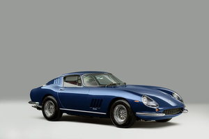 1966 Ferrari 275 GTB6C Berlinetta Scaglietti SOLD