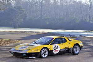 1978 Ferrari 512 BB Ex Ecurie Francorchamps SOLD