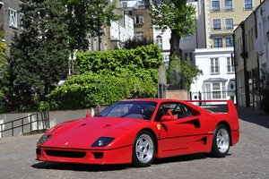 Picture of 1991 Ferrari F40 SOLD