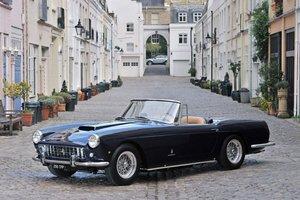 1962 Ferrari 250 GT PF Cabriolet SOLD