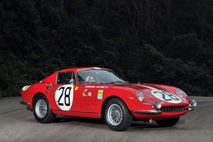 1966 Ferrari 275 GTBC SOLD
