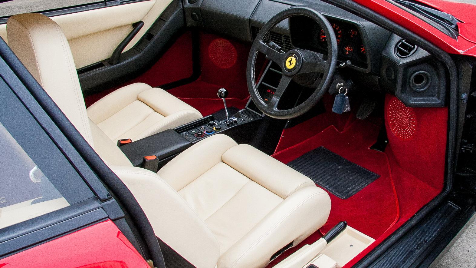 1991 Ferrari Testarossa - 1 owner - low mileage For Sale (picture 6 of 6)