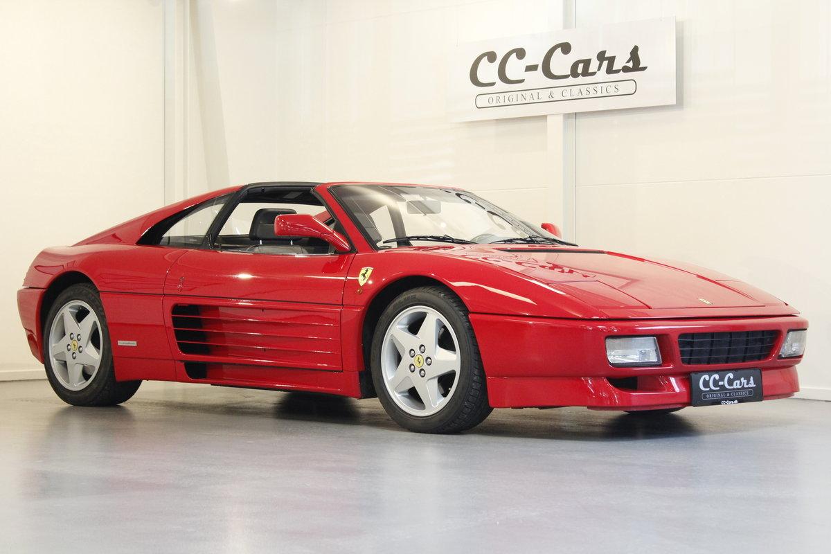 1994 Ferrari 348 TS For Sale (picture 1 of 6)