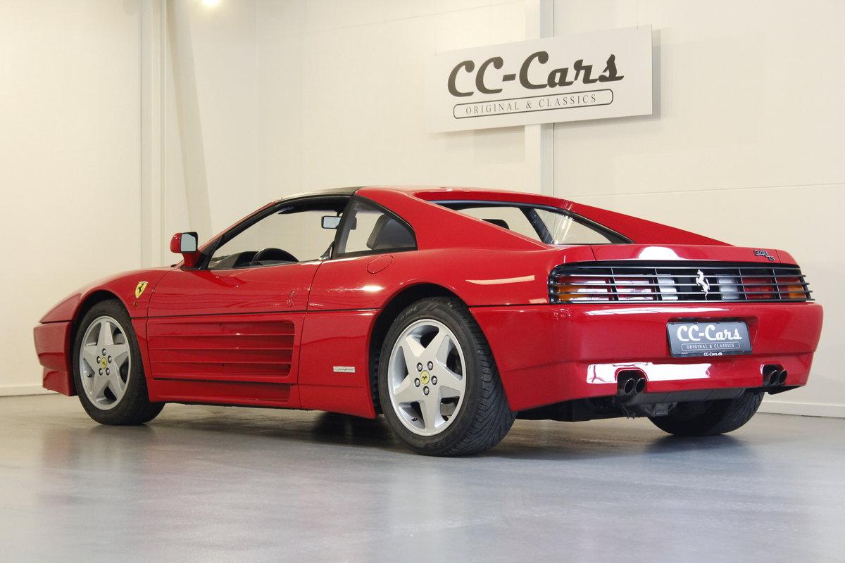 1994 Ferrari 348 TS For Sale (picture 2 of 6)