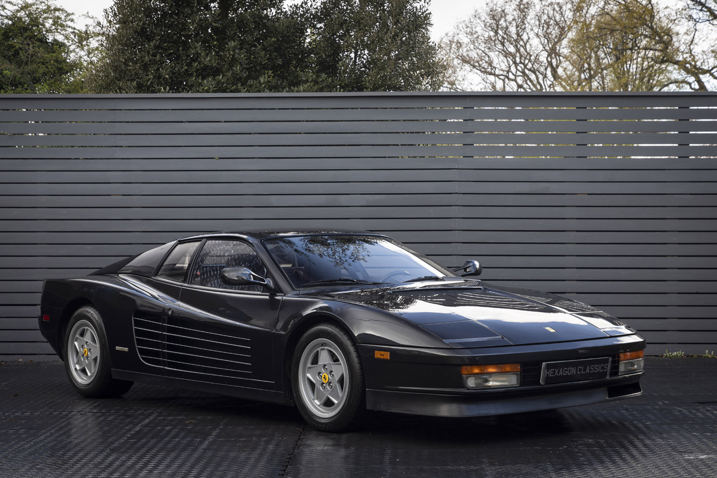 1990 Ferrari Testarossa LHD ONLY 2100 MILES SOLD (picture 1 of 6)