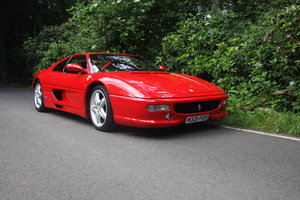 1999 Ferrari Berlinetta F1 355 For Sale
