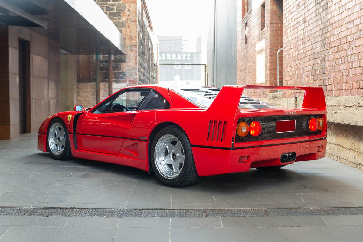 1990 Ferrari F40 For Sale (picture 3 of 6)